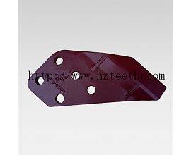 Ground engineering machinery parts 207-70-34160L(34170R) Side Cutter for Komatsu PC300 excavator